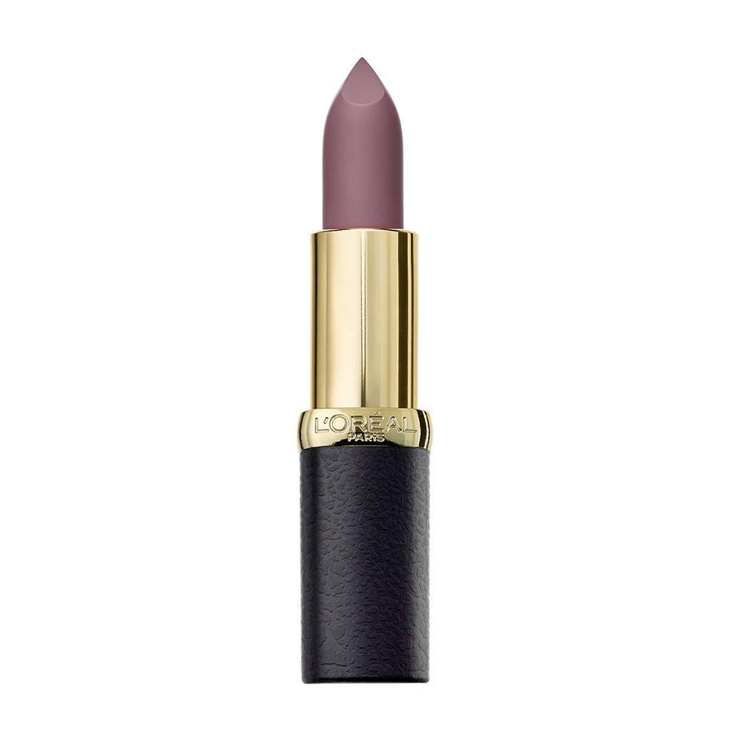 L'Oréal Paris Color Riche Matte lippenstift - 908 Storm