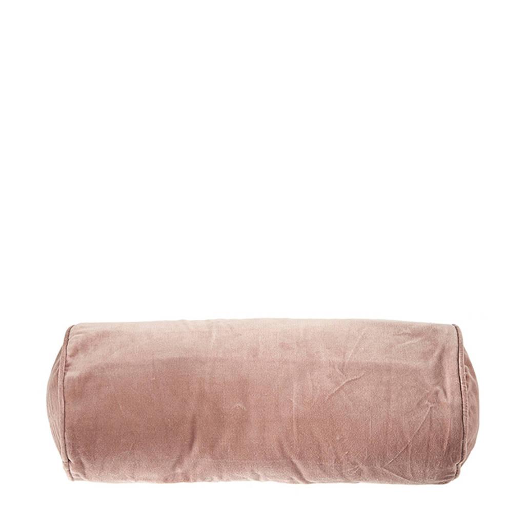 Riviera Maison sierkusssenhoes (50x20 cm) Velvet, Roze