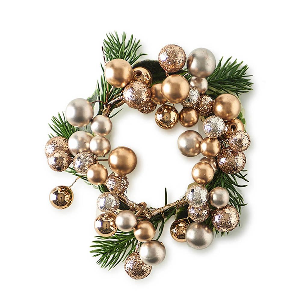 Riviera Maison kersthanger Mini Christmas (6x4cm), Koper