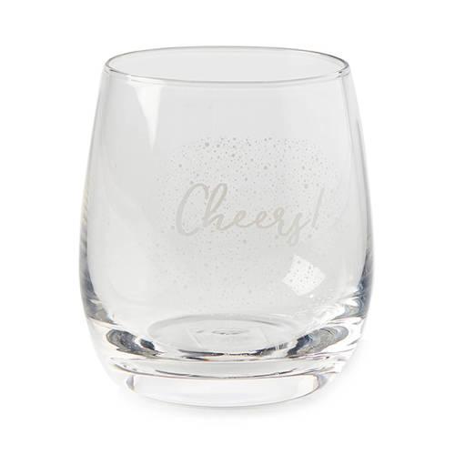 Riviera Maison Cheers waterglas (Ø8,5 cm) kopen
