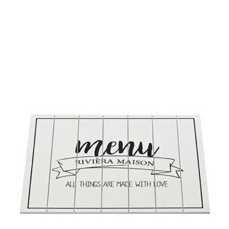 Made With Love placemat (30x40 cm)