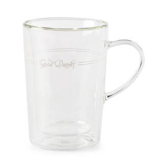 Good Drinks koffieglas (Ø6,5 cm)