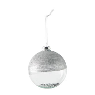 kerstbal It's Christmas Time (Ø10cm)