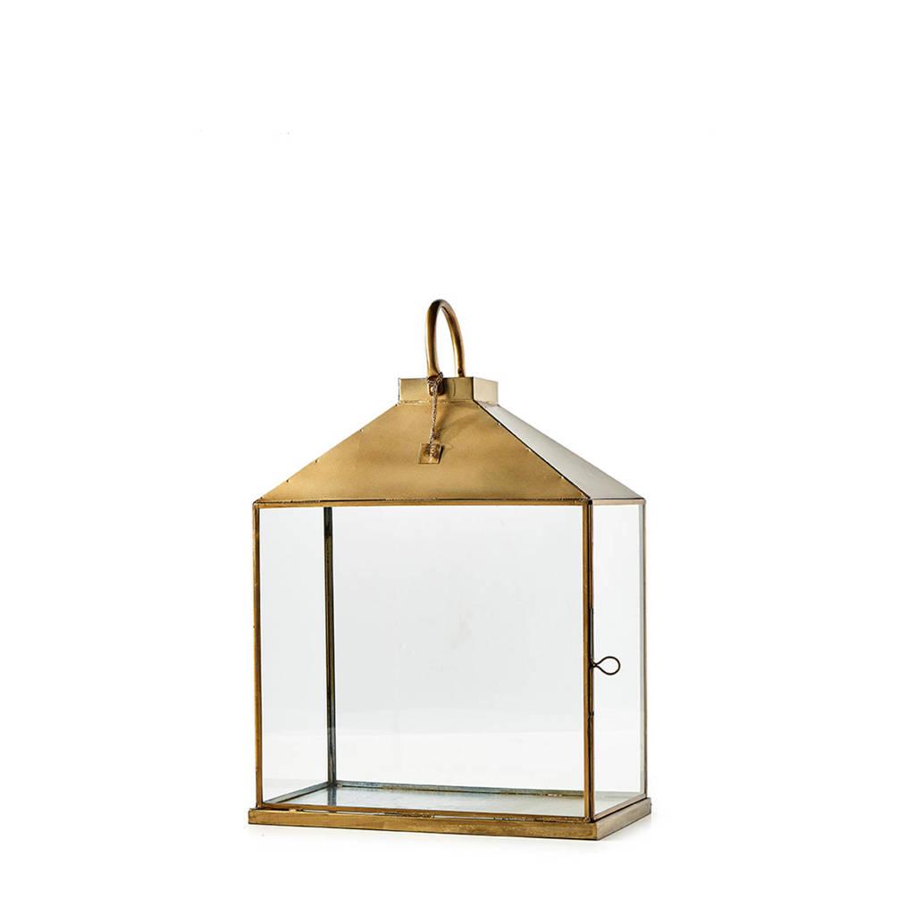 Riviera Maison windlicht Champery Lantern, Transparant