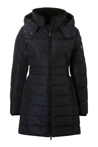 Women Casual winterjas met capuchon