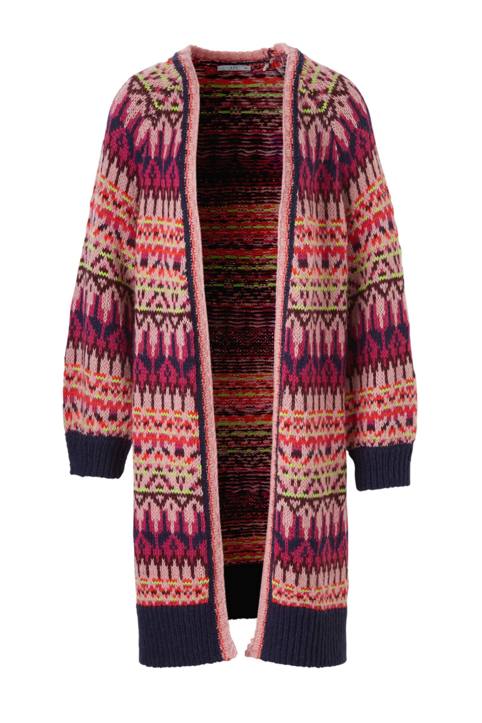 9904ef67ea0a4c edc-women-lang-vest-met-print-roze-4061354867042.jpg