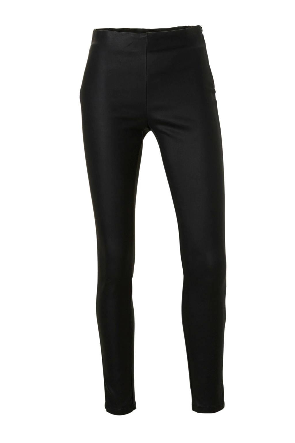 edc Women skinny fit broek, Zwart