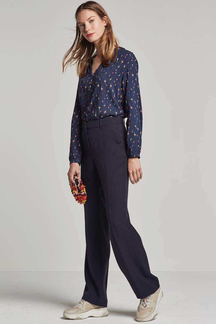blouse ESPRIT Casual bloemenprint met Women qTEfT10