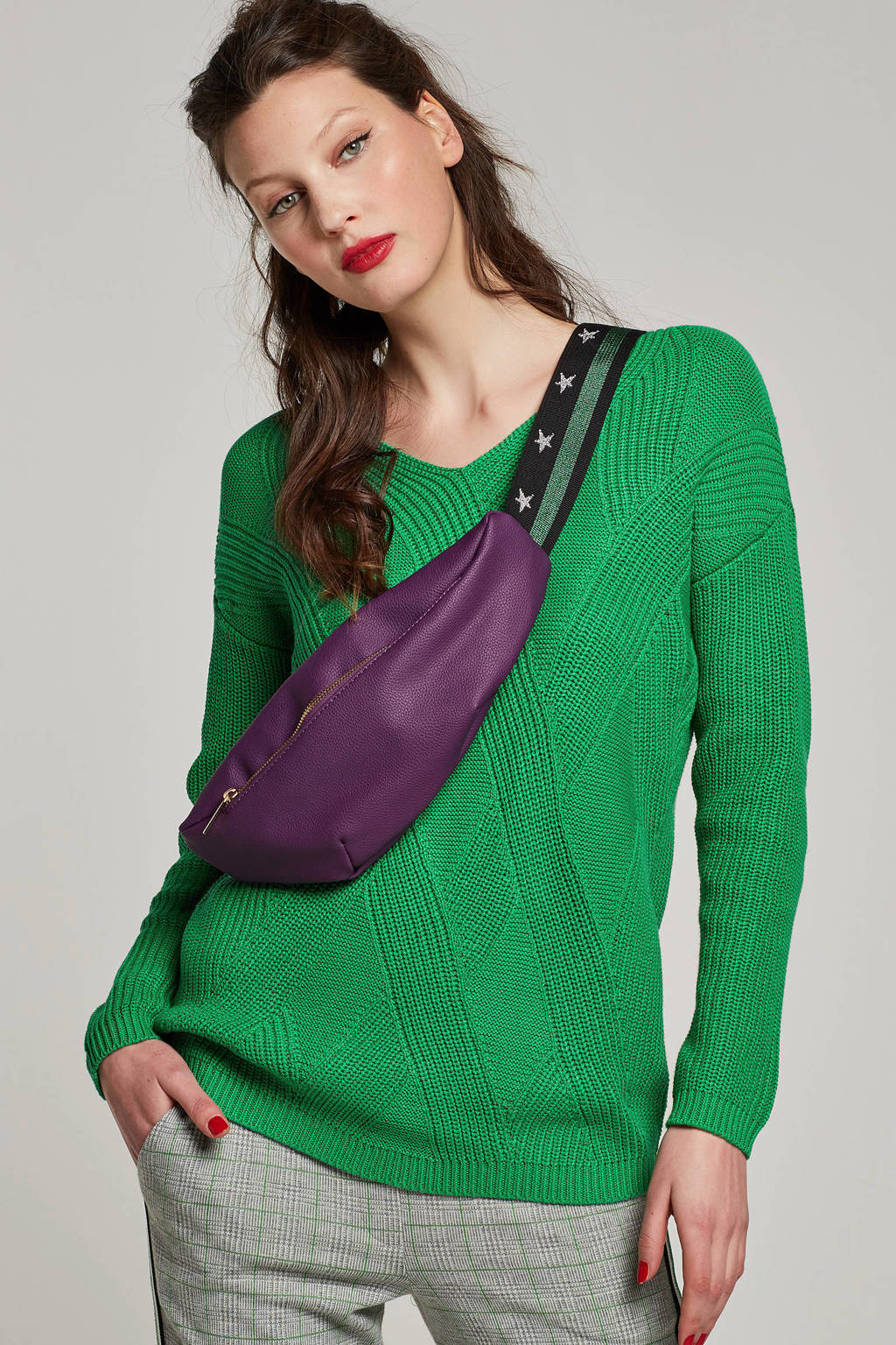 ESPRIT Women Casual trui groen, Groen