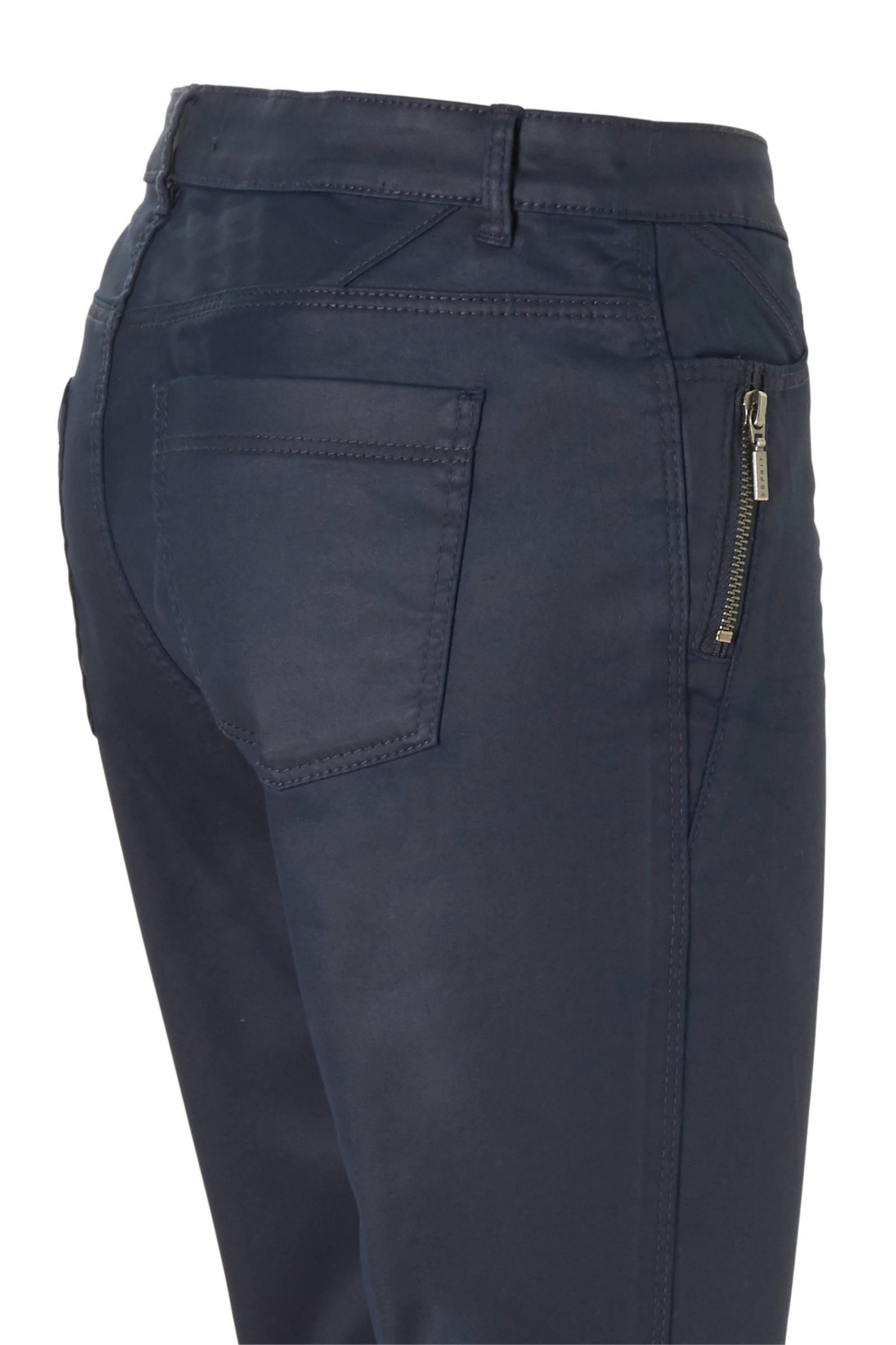 Casual fit met Women ESPRIT coating broek skinny twS5Cq
