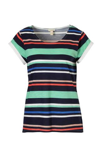 Women Casual gestreept T-shirt