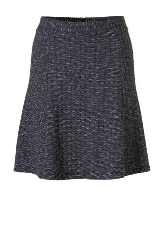 Women Casual gemêleerde rok