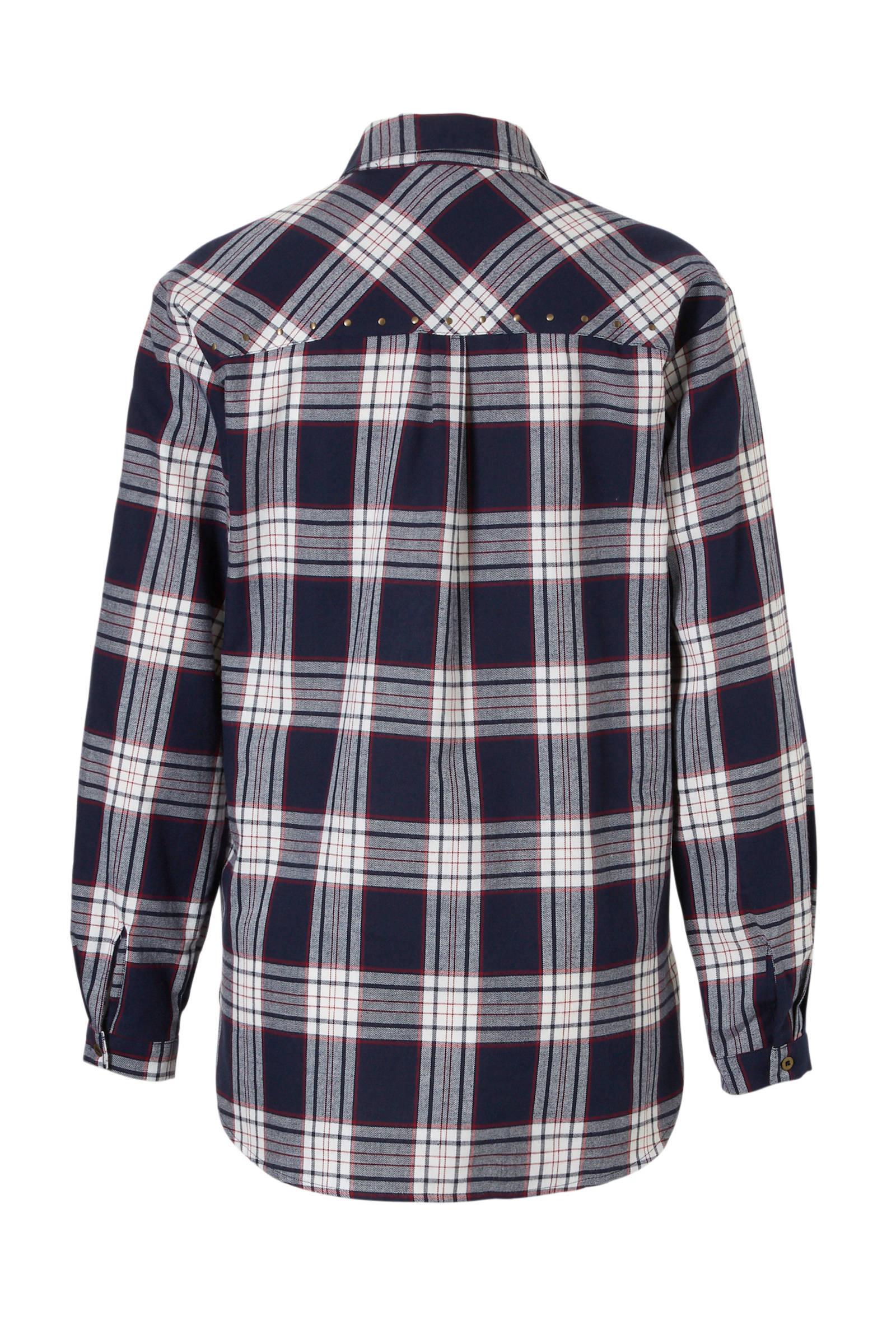 geruite edc Women blouse ESPRIT edc ESPRIT SRI7p