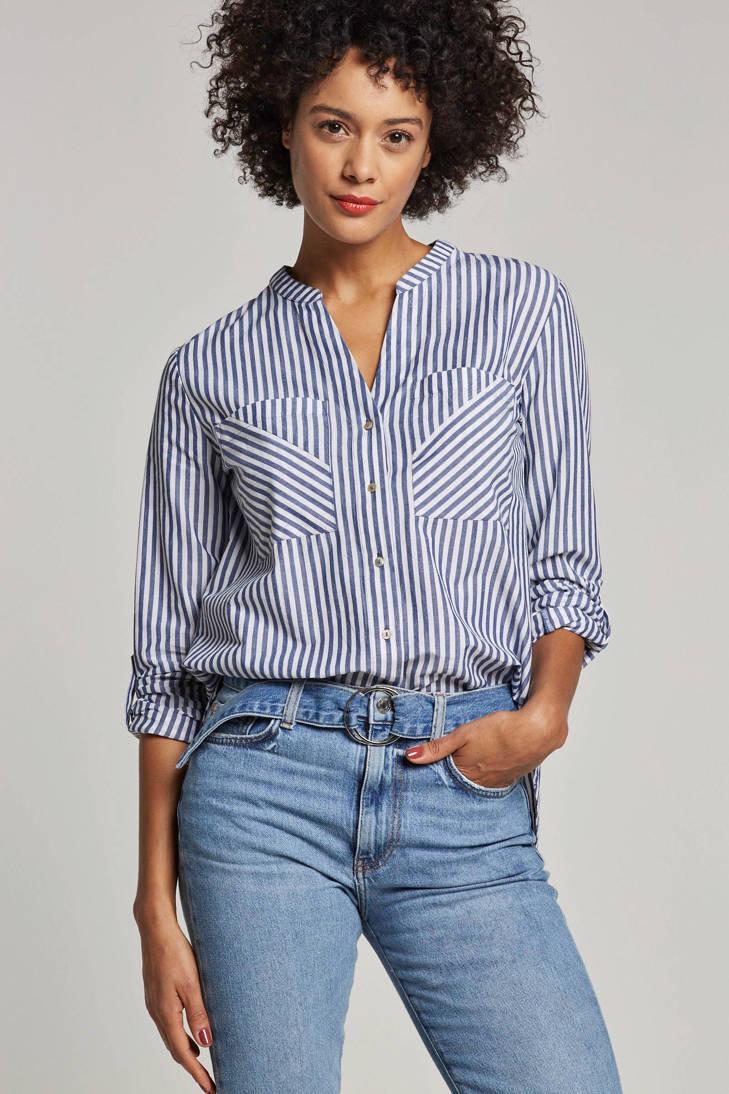 blouse Women edc ESPRIT gestreepte ESPRIT edc gqaO8UH8