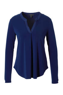 ESPRIT Women Collection top met V-hals (dames)