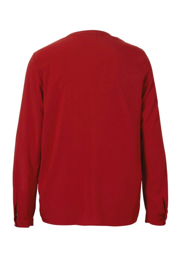 Casual met V blouse hals Women ESPRIT g8RqwxOq