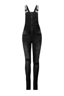 jeans tuinbroek grijs