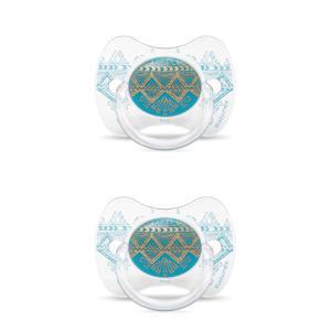 fopspeen Light Blue (2stuks) lichtblauw