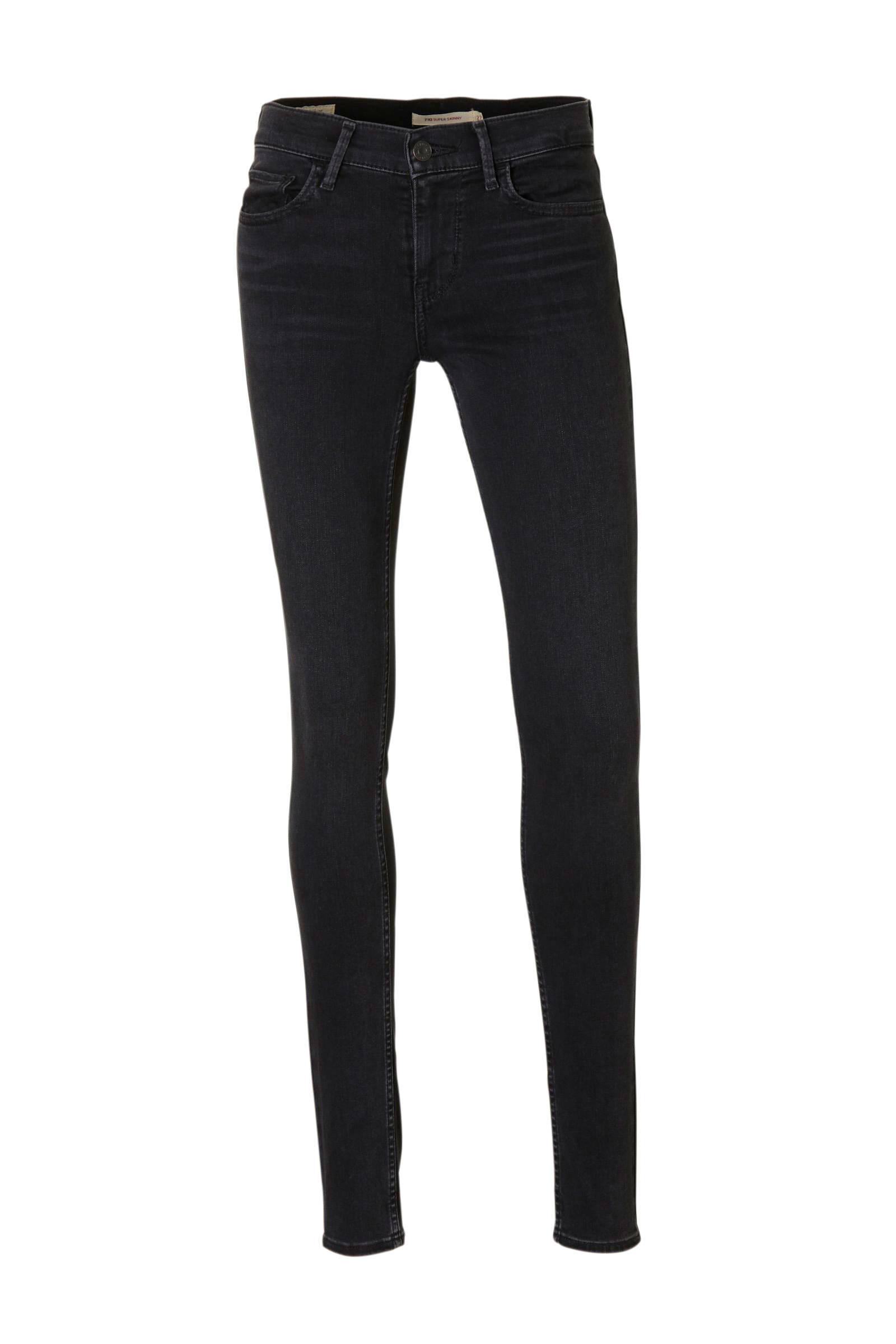 Levi's 710 super skinny jeans  (dames)