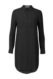 Steps lange blouse zwart (dames)