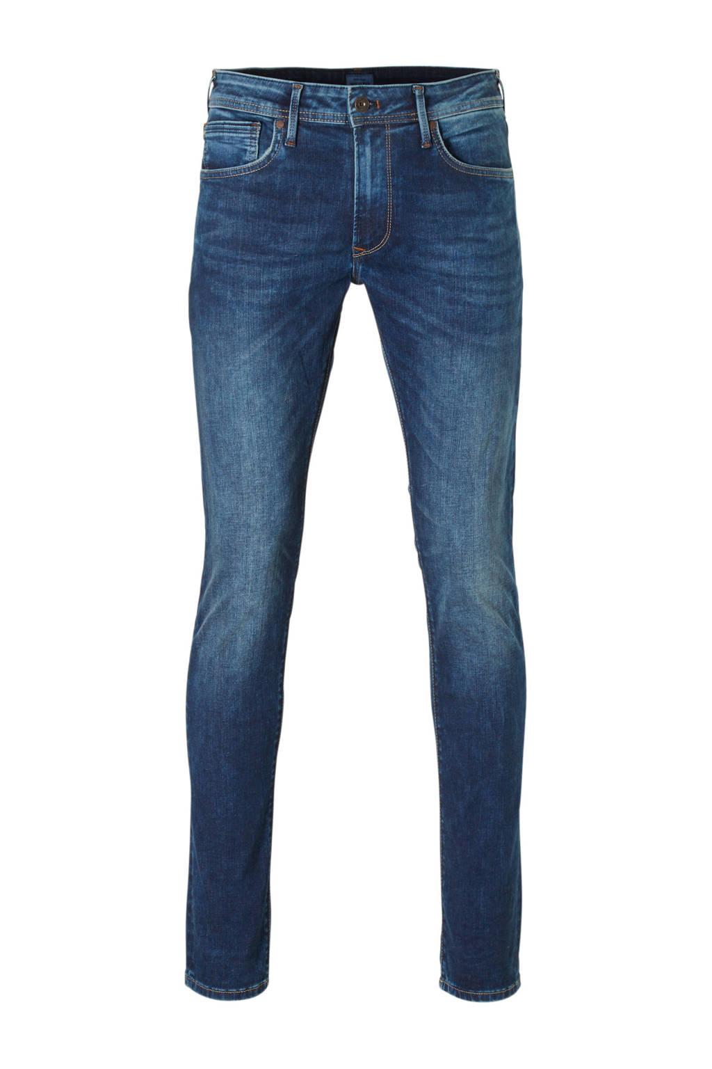 Pepe Jeans tapered fit jeans Stanley, Dark denim