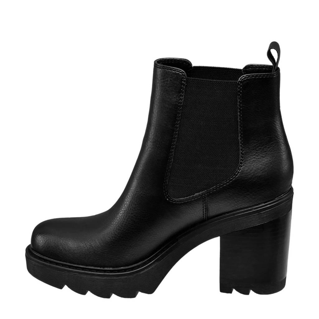Vanharen Graceland Zwart Boots Vanharen Graceland Chelsea Chelsea Boots Zwart CRXawxq
