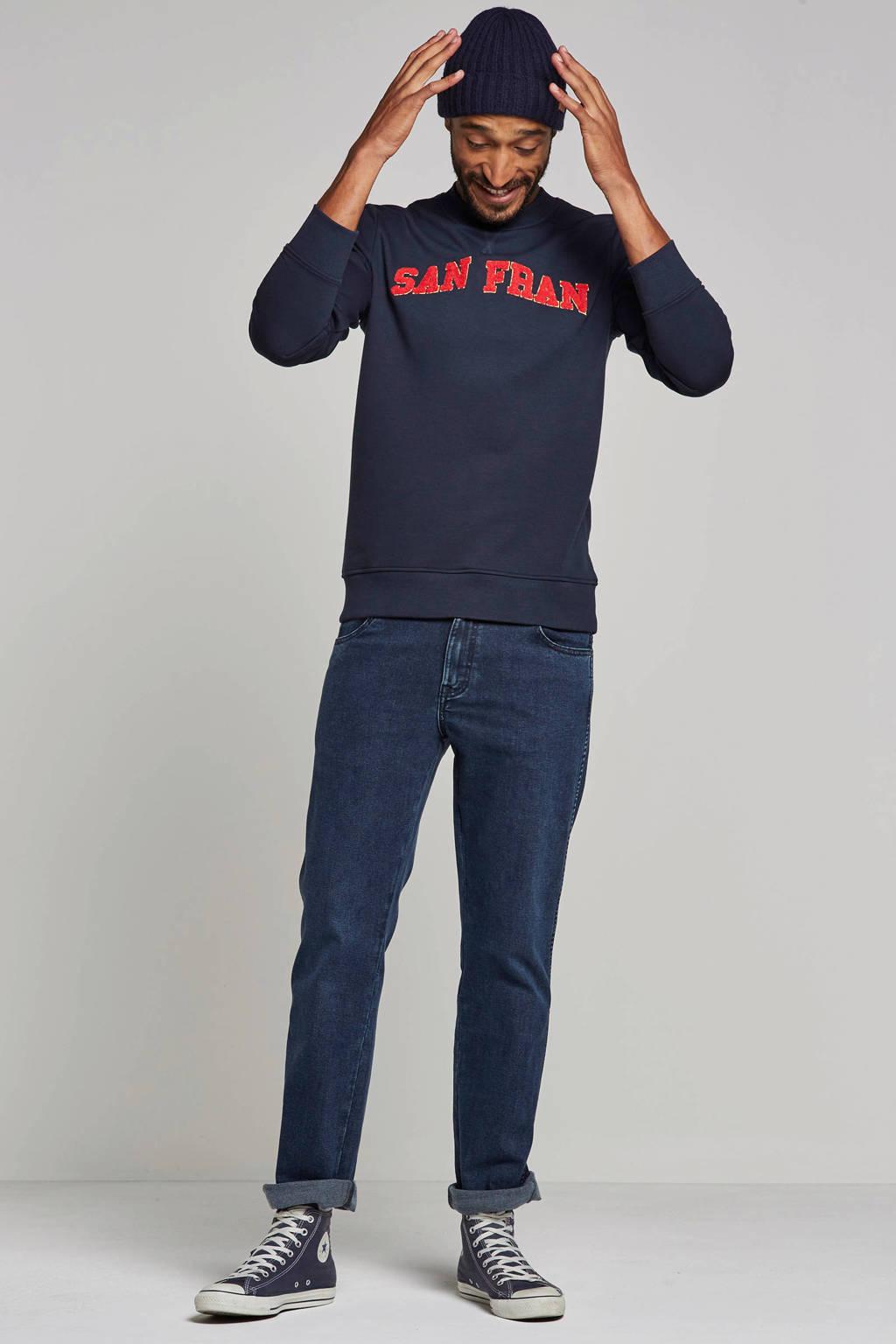 Wrangler straight fit jeans Texas, Used denim