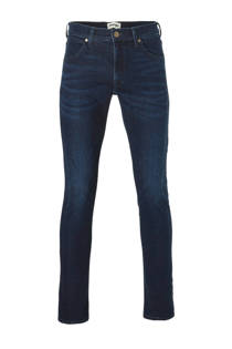 Wrangler Larston slim tapered fit jeans (heren)