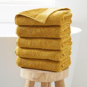 handdoek hotelkwaliteit (set van 5) (50 x 100 cm)