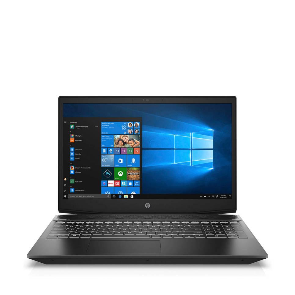 HP Pavilion Gaming 15-cx0510nd 15,6 inch gaming laptop, Zwart