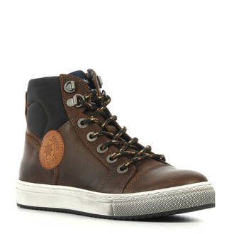 nubuck sneakers bruin