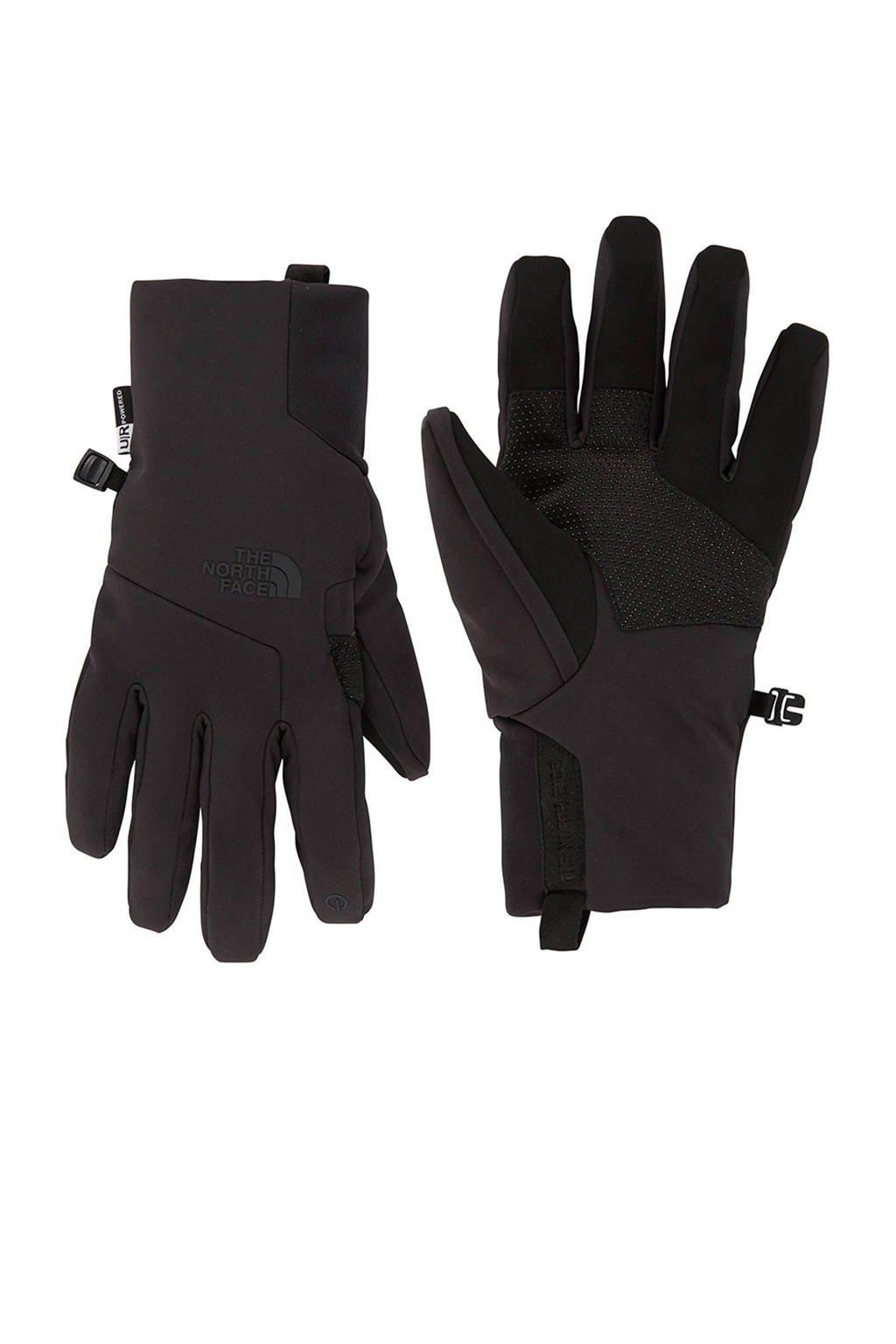 The North Face Etip GLove Apex+ touchscreen handschoenen, TNF Black