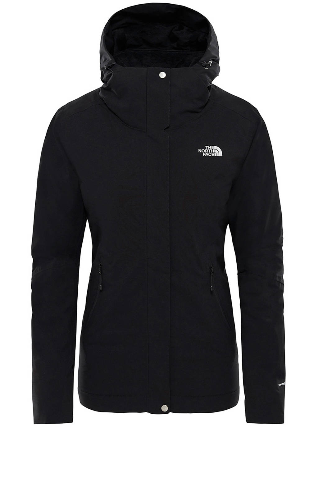 4e5dbb65e04 The North Face outdoor jas Inlux Insulated zwart | wehkamp