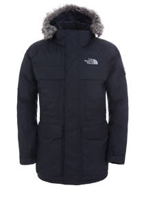 The North Face outdoorjas Mc Murdo zwart (heren)