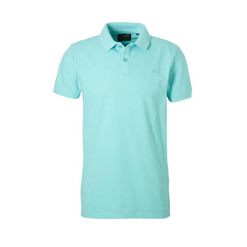 Petrol Industries regular fit polo turquoise