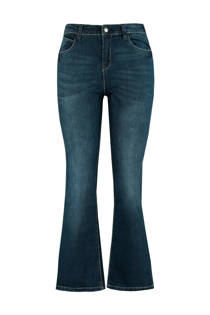 MS Mode bootcut jeans dark denim (dames)