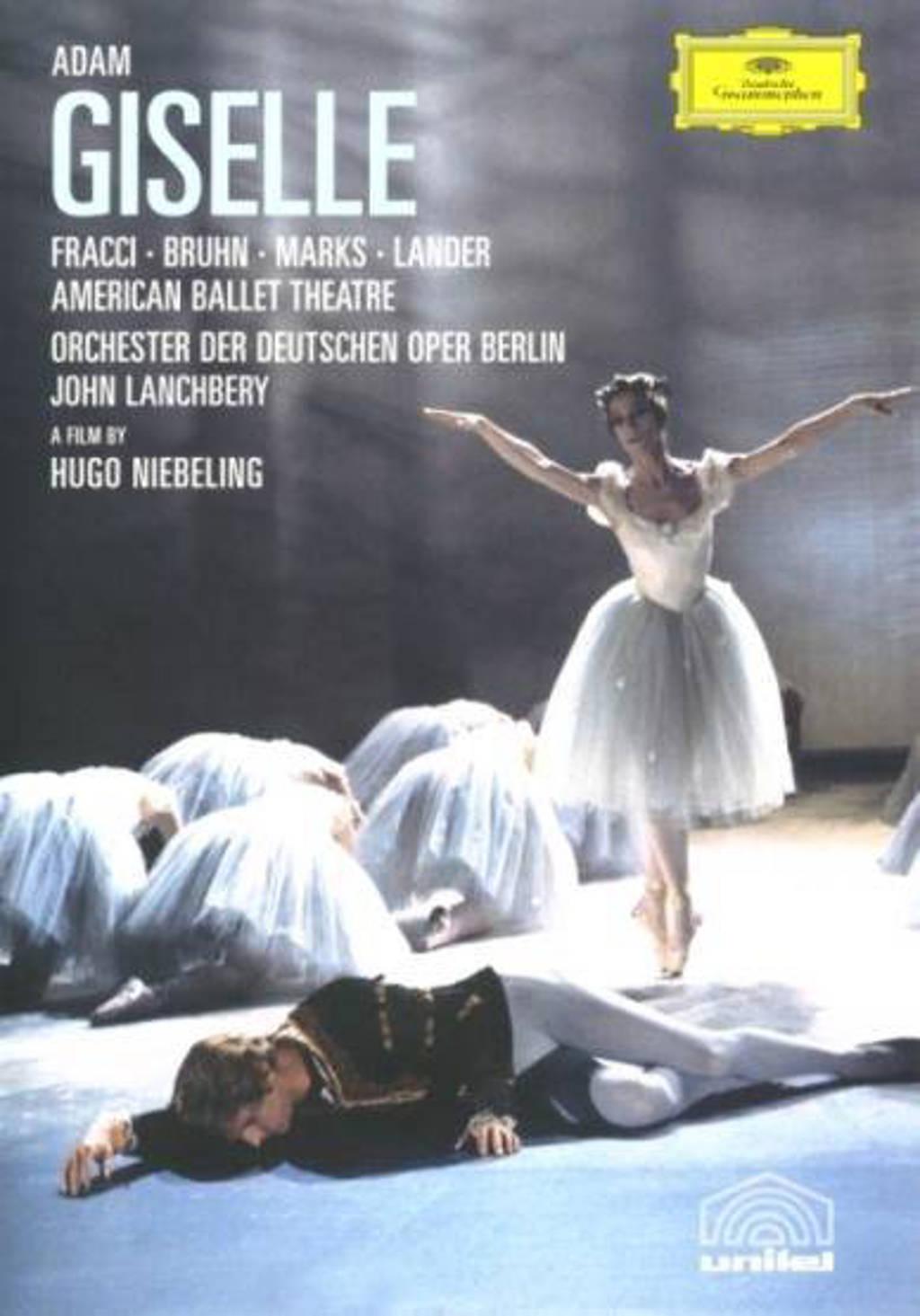 Adam - Giselle (DVD)