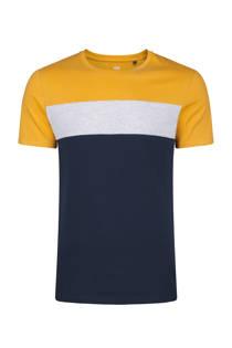 WE Fashion T-shirt donkerblauw