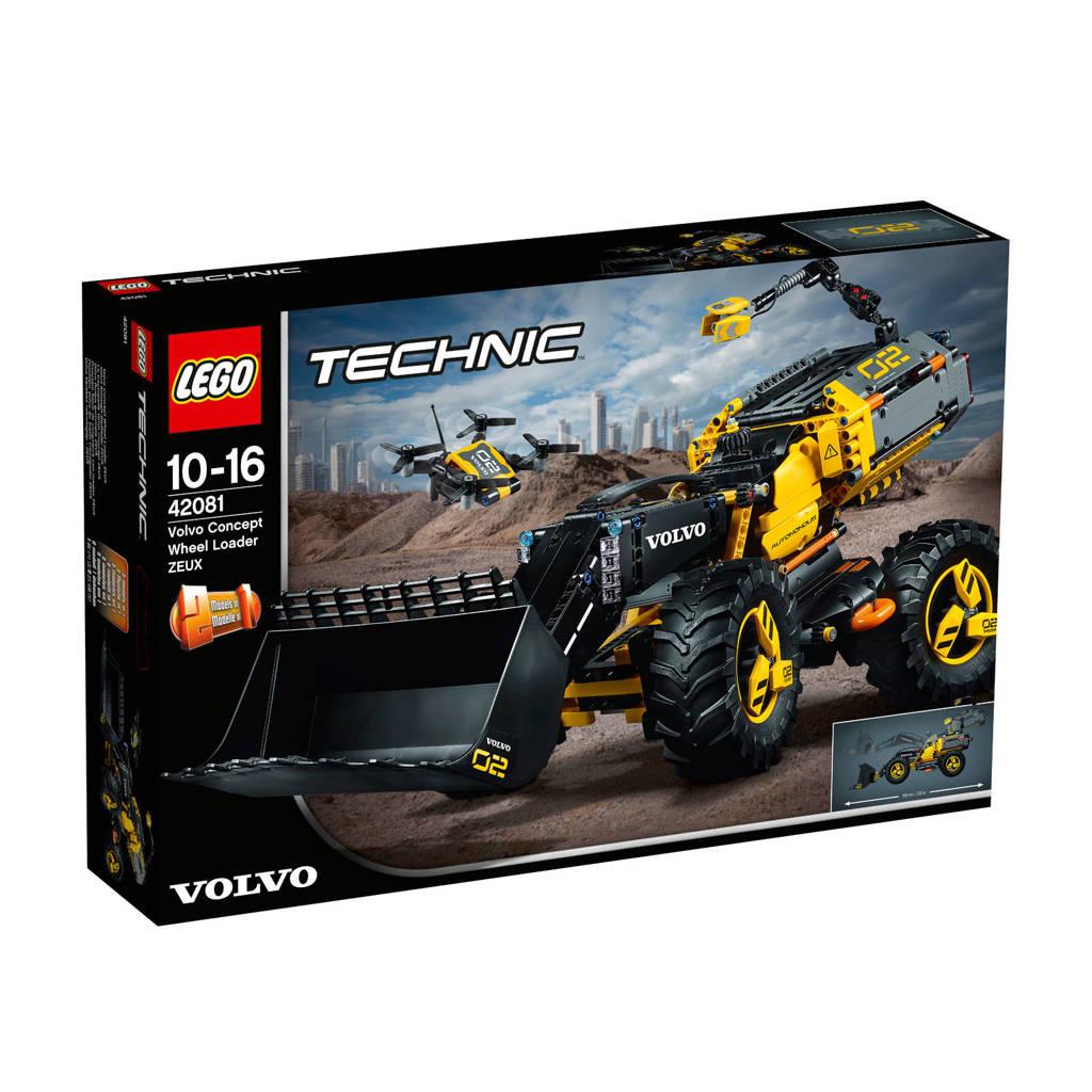 LEGO Technic Volvo Concept Wiellader ZEUX 42081