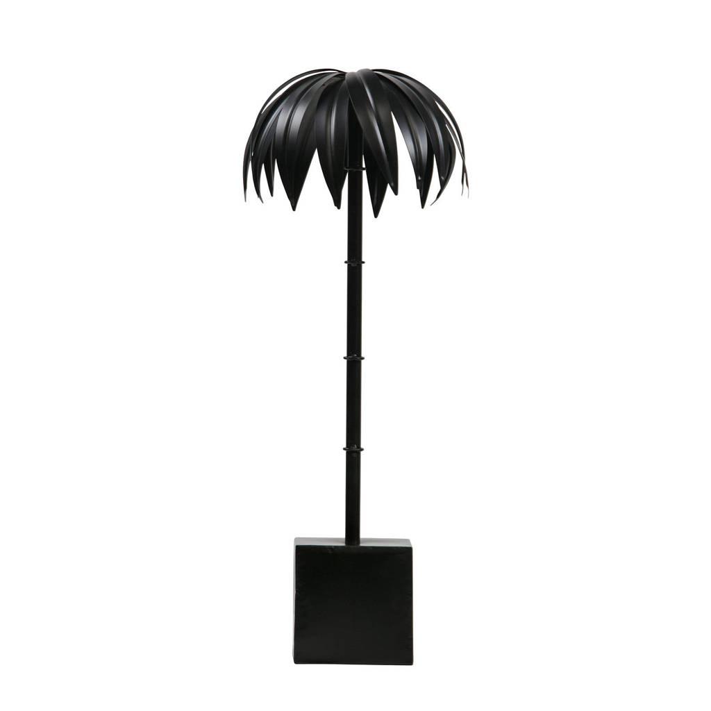 BePureHome metalen palm, Zwart