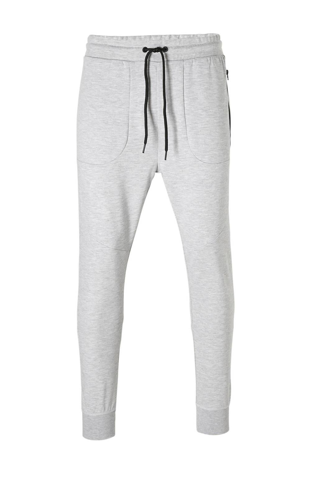 Jack & Jones Core Newwill sweatpants, Lichtgrijs melange