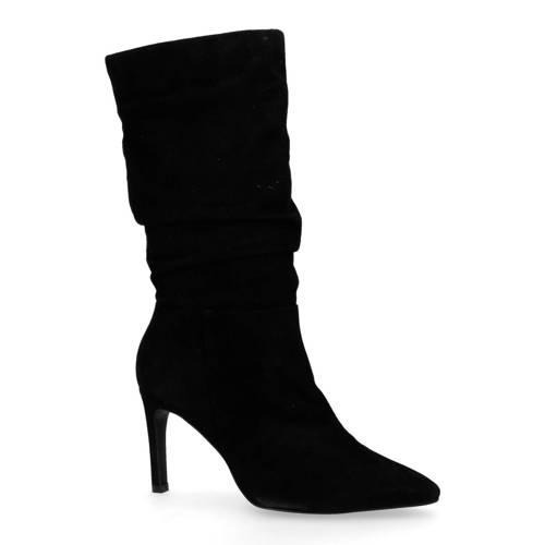 Sacha suède laarzen zwart kopen