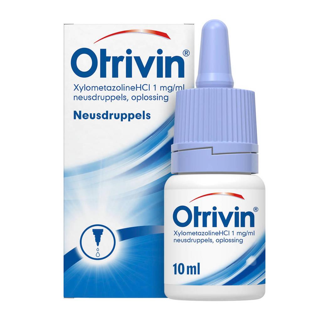 Otrivin Neusdruppels - 10 ml