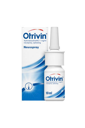 Neusspray XylometazolineHCl - 10 ml
