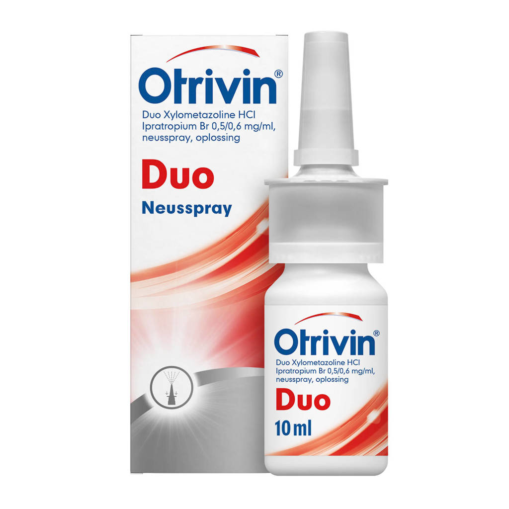 Otrivin Neusspray Duo - 10 ml