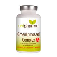 Unipharma Groenlipmossel complex - 120 capsules
