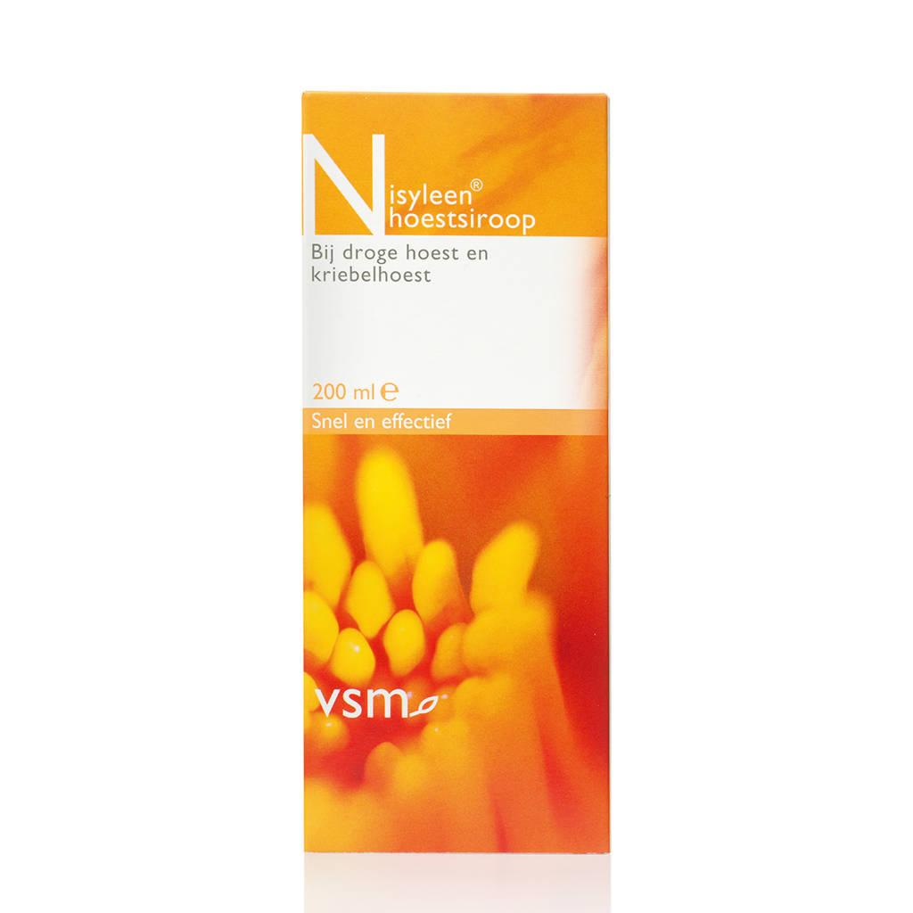 VSM Nisyleen hoestsiroop - 200 ml