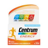 Centrum multivitamin Energy - 30 stuks