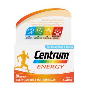 multivitamin Energy - 30 stuks