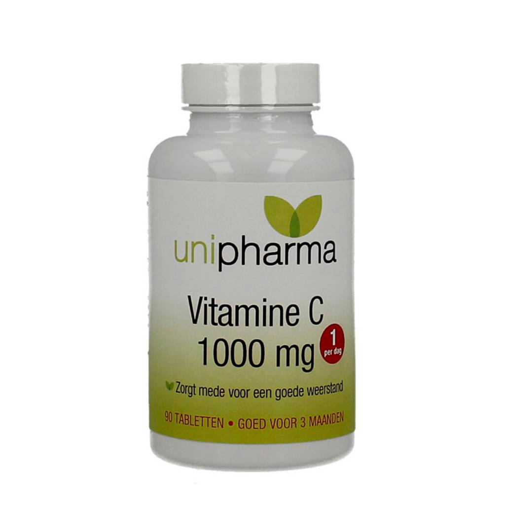 Unipharma Vitamine C - 90 tabletten, Tabletten